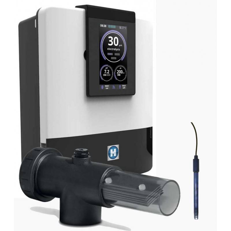 sistem electroliza sare
